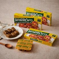 하우스 바몬드카레 (약간매운맛)(230G*3입)