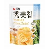 농심 수미감자칩 허니머스타드(85G)
