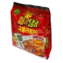 농심 쿡탐 매콤달콤 국물라볶이(390G)
