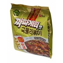 농심 쿡탐 짜파게티맛 국물라볶이(380G)