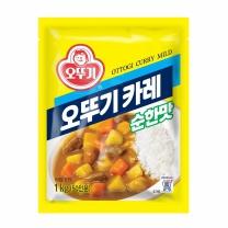 오뚜기 카레 (순한맛)(1KG)