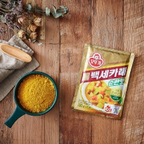 오뚜기 백세카레 순한맛(100G)