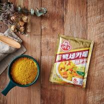 오뚜기 백세카레 매운맛(100G)