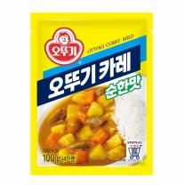 오뚜기 카레분말 순한맛(100G)