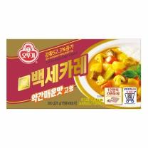 오뚜기 백세고형 약간매운맛(200G)