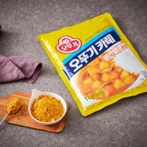 오뚜기 카레 (약간매운맛)(1KG)