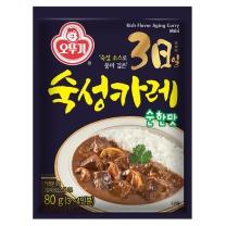오뚜기 3일 숙성카레 (순한맛)(80G)