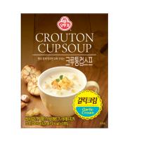 오뚜기 크루통 컵스프 갈릭크림(24G*3)