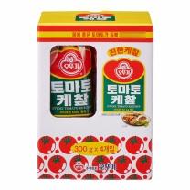 오뚜기 토마토 케찹(300G*4입)