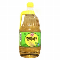 ♣ 오뚜기 현미식초(1.8L)