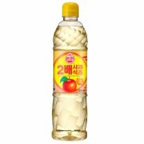 ♣ 오뚜기 2배사과식초(900ML)