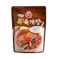 ♣ 오뚜기 특 육개장(500G)
