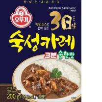 ♣ 오뚜기 3일 숙성카레 (순한맛)(200G)