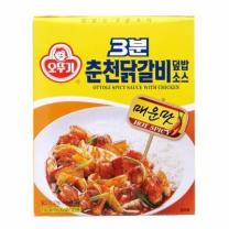 오뚜기 춘천닭갈비덮밥소스(150G)