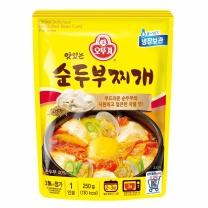 오뚜기 맛있는 순두부찌개(250G)