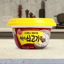 오뚜기 새송이 쇠고기죽(285G)