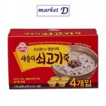 오뚜기 새송이 쇠고기죽(285G*4입)