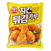 오뚜기 치킨 튀김가루(1KG)