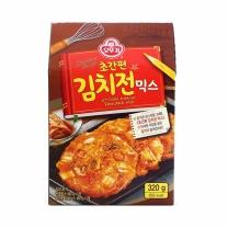 오뚜기 초간편 김치전믹스(320G)