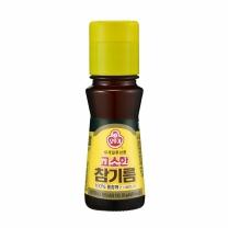 ● 오뚜기 고소한 참기름(55ML)