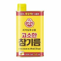 ● 오뚜기 고소한 참기름(450ML)