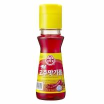 오뚜기 고추맛기름(80ML)