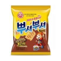 오뚜기 뿌셔뿌셔 불고기맛(90G)