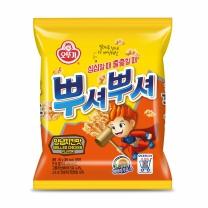 오뚜기 뿌셔뿌셔 양념치킨맛(90G)