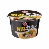 오뚜기 튀김우동컵