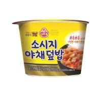 오뚜기 컵밥 소시지 야채덮밥(280G)