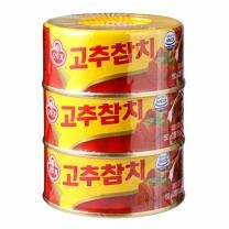오뚜기 고추참치(150G*3입)