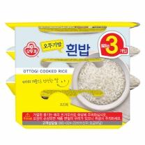 오뚜기 맛있는밥(210G*3입)