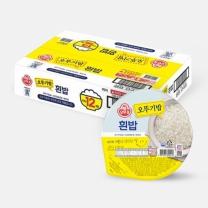오뚜기 맛있는밥(210G*12입)