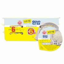 오뚜기 맛있는밥(210G*6입)