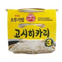 오뚜기 고시히카리(210G*3입)