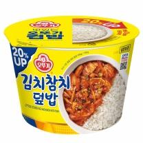 오뚜기 김치참치덮밥(280G)