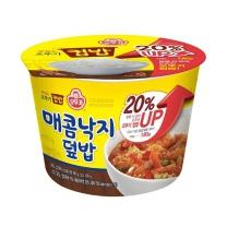 오뚜기 매콤낙지덮밥(250G)
