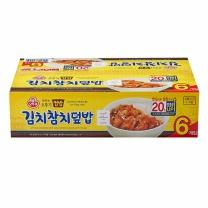오뚜기 컵밥 김치참치덮밥(280G*6입)