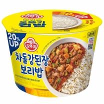 오뚜기 컵밥 차돌강된장보리밥(280G)