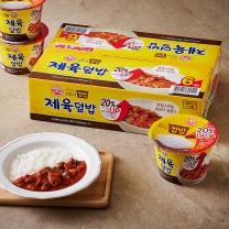 오뚜기 컵밥 제육덮밥(280G*6입)