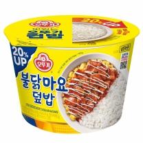 오뚜기 컵밥 불닭마요덮밥(267G)