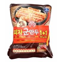 오뚜기 한입가득 피자군만두(300G*2입)