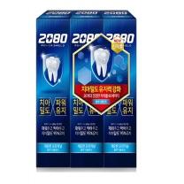 2080 어드밴스 치약 (블루)(120G*3입)
