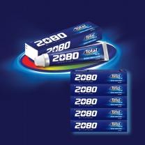 2080 시그니처 치약 (블루)(130G*5입)