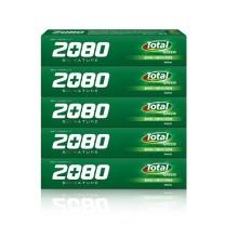 2080 시그니처 치약 (그린)(130G*5입)