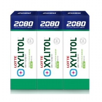 2080 자일리톨 치약 (애플민트향)(100G*3입)