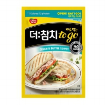 동원 더참치 TO GO 크림&버터(70G)