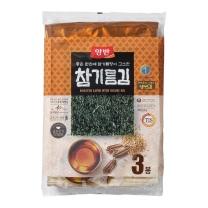 양반 참기름 전장김(5장*3봉)