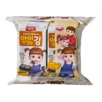 아이 맛있는 도시락김(8장*10봉)