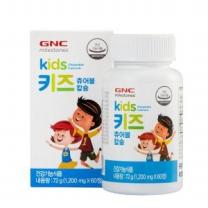 동원GNC 키즈 츄어블 칼슘(1200MG*60정)